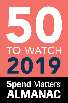 Spend Matters 50 to Watch 2019