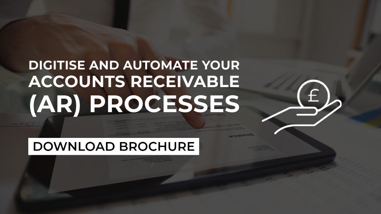 Automate Accounts Receivable Brochure