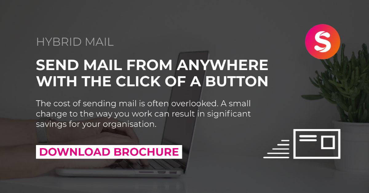 Hybrid Mail Brochure